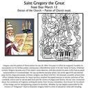 March 12  -  Saint Gregory the Great
